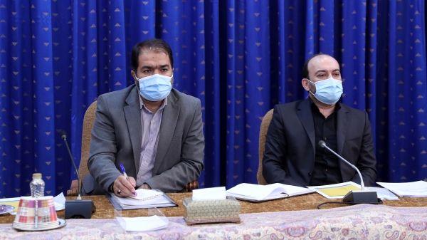 2 استاندار از دولت رای اعتماد گرفتند
