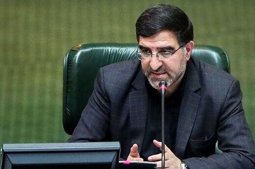 تکذیب کاندیداتوری عضو هیات رئیسه مجلس