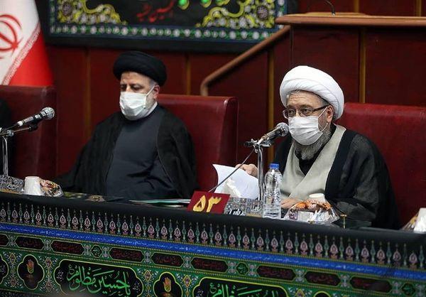 حضور رئیسی در جلسات مجمع تشخیص مصلحت پس از 8سال غیبت