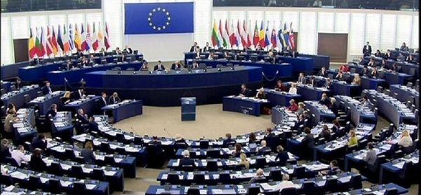 درخواست پارلمان اروپا برای تحریم ترکیه