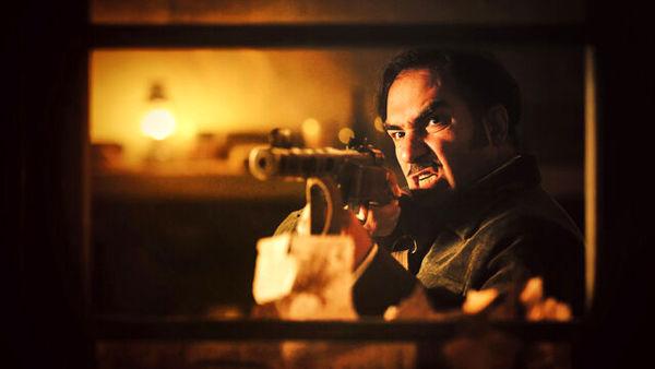 پایان فیلم مسعود کیمیایی با ضبط سکانسهایی از مصدق