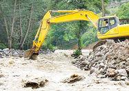 آخرین وضعیت لایروبی رودخانهها