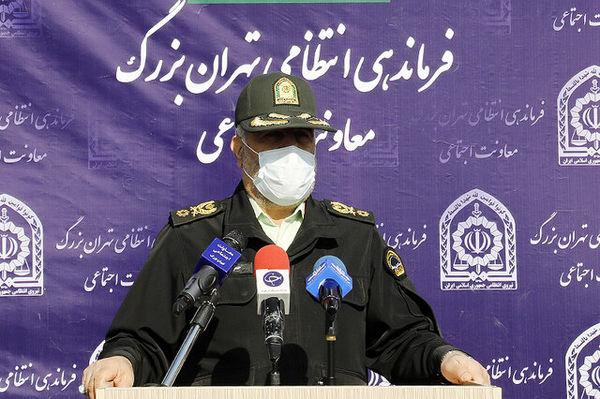 آخرین وضعیت پایتخت در چهارشنبهسوری از زبان پلیس
