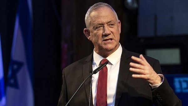 انتقاد شدید گانتس از نتانیاهو