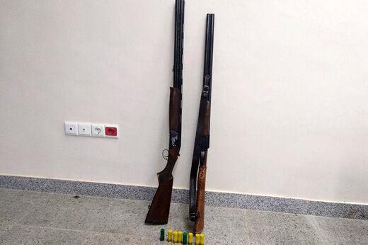 بازداشت باند توزیع شبانه سلاح غیرمجاز در تهران
