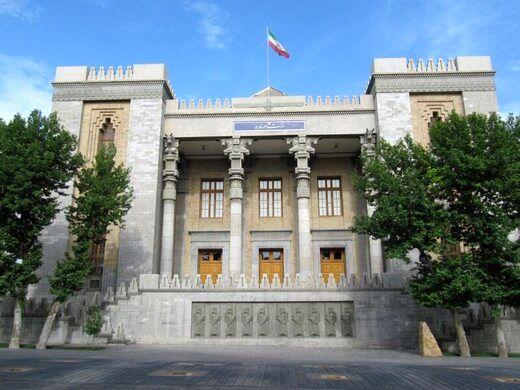 توئیت وزارت خارجه در سالگرد شهادت سردار شهید قاسم سلیمانی