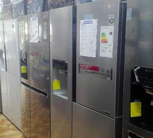 قیمت انواع یخچال ساید بای ساید+ جدول