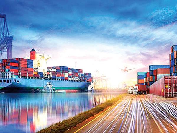 کاهش صادرات غیرنفتی به غرب و شرق