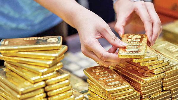 سقوط طلا به قعر دو ماهه