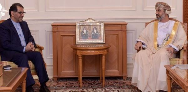 جزئیات دیدار سفیر ایران با رئیس مجلس شورای عمان