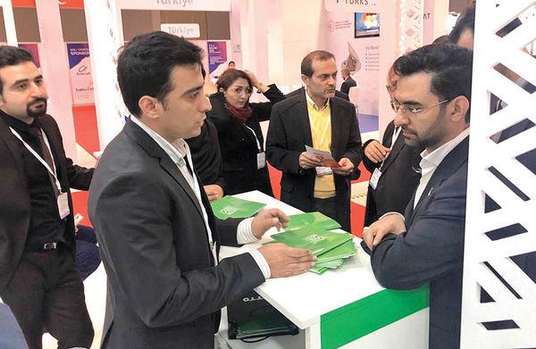 نمایشگاه باکوتل با حضور وزیر ارتباطات افتتاح شد
