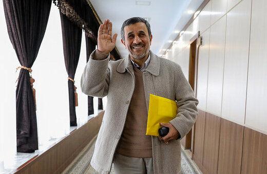 احمدی نژاد قصد افشاگری دارد؟