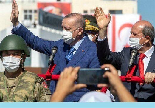 واکنشها به سخنرانی جنجالی اردوغان در قبرس