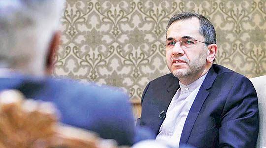 ایران منتظر اقدام دیپلماتیک بایدن است