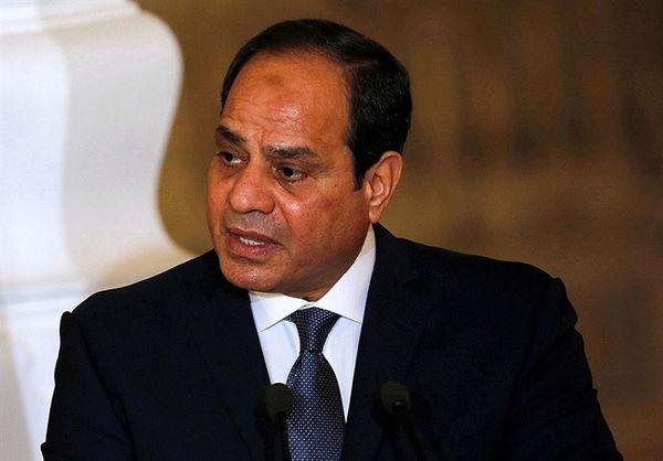 تعویق سفر السیسی به عراق