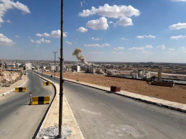 انفجار در مناطق اشغالی تروریستها در سوریه