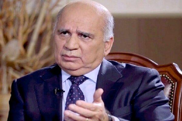فواد حسین: نمیخواهیم عراق صحنه کشمکش بین ایران و آمریکا باشد