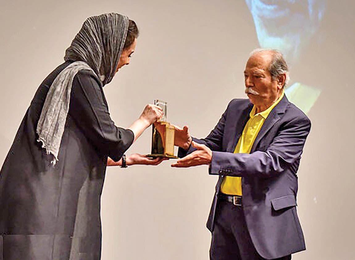 تقدیر از سه چهره تاثیرگذار هنر ایران
