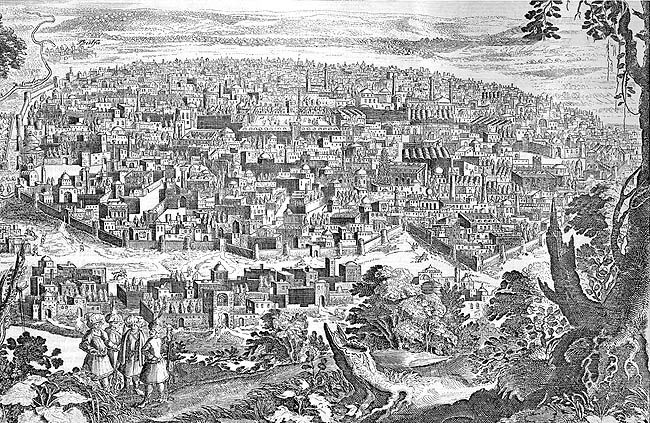 کدام یک از پادشاهان صفوی پایتخت خود را از قزوین به اصفهان انتقال داد