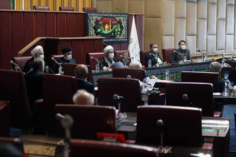 مجمع تشخیص مصلحت نظام , آیت الله سیدابراهیم رئیسی , حسن روحانی , صادق لاریجانی | آملی لاریجانی | آیتالله صادق آملی لاریجانی ,