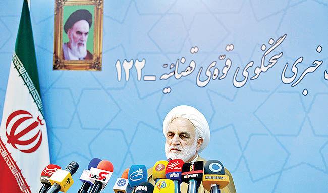 پاسخ اژهای به سخنان اخیر احمدینژاد