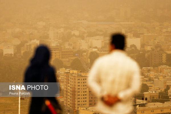 آلوده ترین مناطق تهران را بشناسید