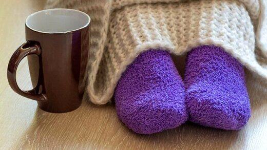 سرد شدن پاهایتان را جدی بگیرید