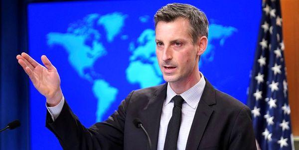 اولین واکنش آمریکا به تغییر تیم مذاکره کننده ایران