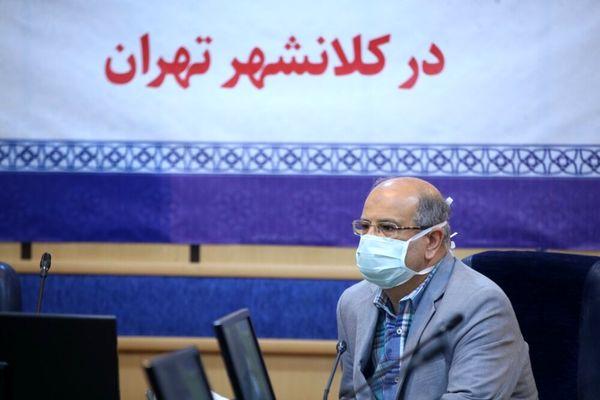 اوضاع تهران همچنان نگران کننده است