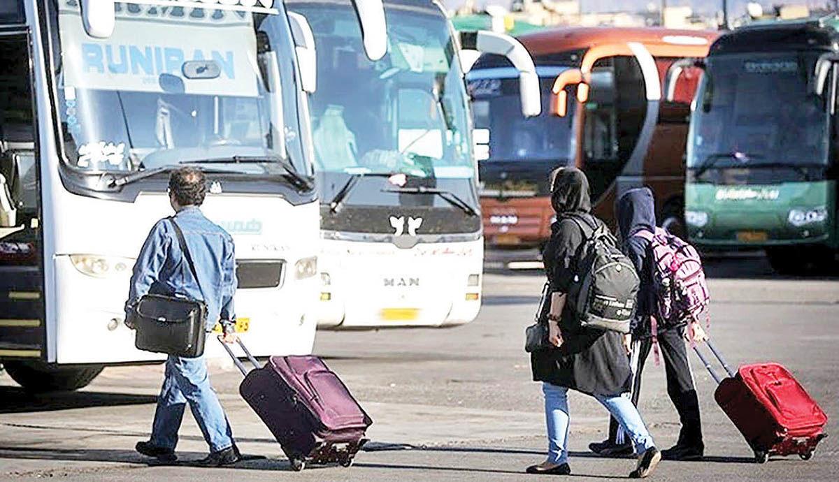 خطای نوروزی در حملونقل عمومی
