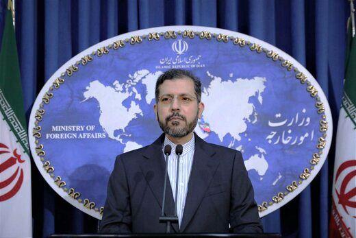 ایران ترامپ و اعضای ارشد دولتش را تحریم کرد
