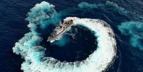 یک قایق جنگی اسرائیلی حریم دریایی لبنان را نقض کرد