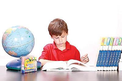 رابطه کتابخانههای خانگی با پرورش استعدادهای کودکان