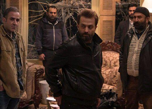 بازگشت یک بازیگر به سینما پس از ۴ سال