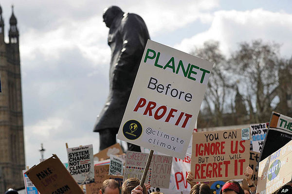 جنبش اقلیمی علیه صنعت گوشت