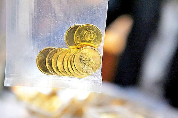 سکه در تعقیب بورس