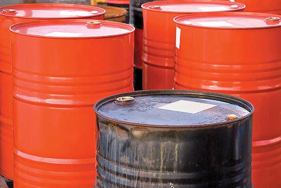 دو روز افت مداوم در بازار نفت