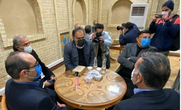 جایزه ویژه ناصر حجازی به حسین راغفر رسید