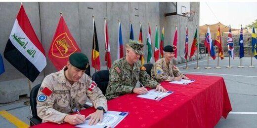 افزایش نیروهای ناتو در عراق