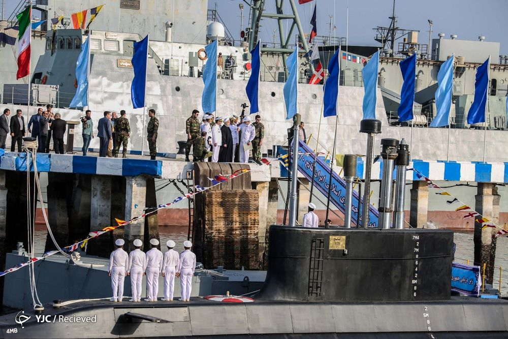 عید ۶ / زیردریایی ایرانی که ۷۶ فناوری روز دنیا را در خود دارد