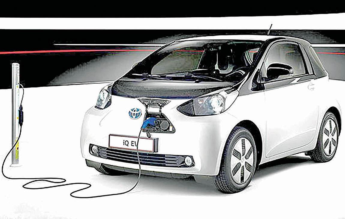برنامه تویوتا برای تولید انبوه خودروهای برقی