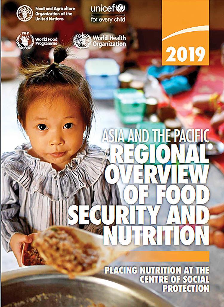 هشدار غذایی برای آسیا