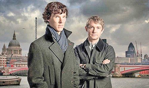 پخش سریال «شرلوک» از تلویزیون