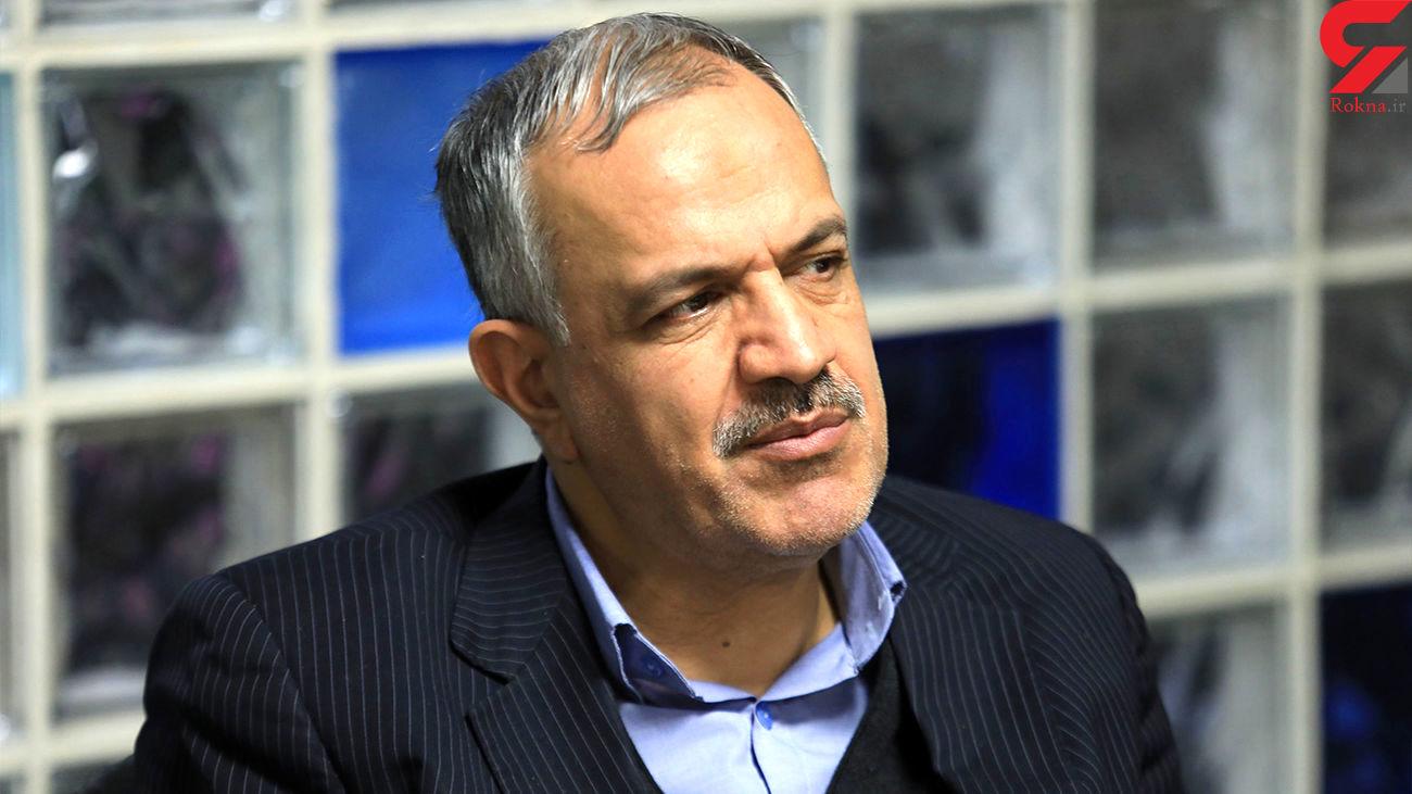 احمد مسجد جامعی به علت کرونا در بیمارستان بستری شد