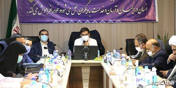 فرمانده قرارگاه سازندگی خاتمالانبیاء: آمادگی داریم جای خالی وزارت جهاد سازندگی را با قدرت پر کنیم