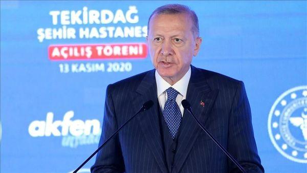 اردوغان: واکسن کرونا نباید فدای سود شرکتها شود