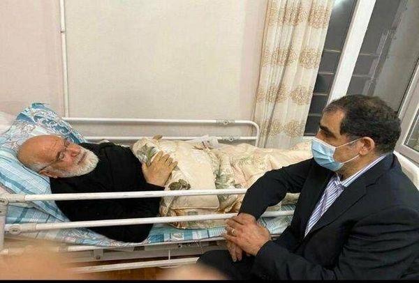آخرین وضعیت مهدی کروبی پس ازجراحی از زبان پسرش