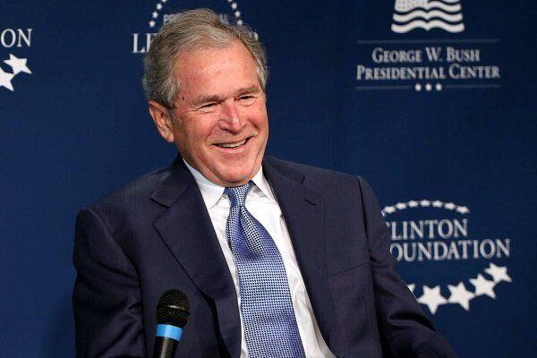 بوش: خروج آمریکا از افغانستان اشتباه است