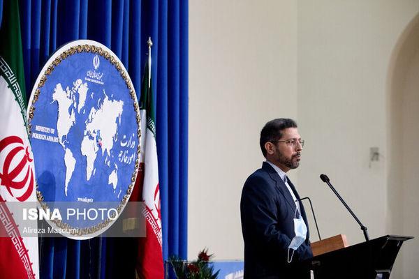 واکنش سخنگوی وزارت امور خارجه به دیدار فردای پرسپولیس