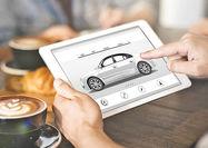 رشد فروش آنلاین خودرو
